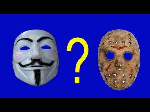 Como fazer uma máscara de papel machê caseira