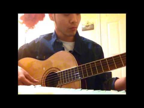 Anh không muốn ra đi (其实不想走) - guitar solo