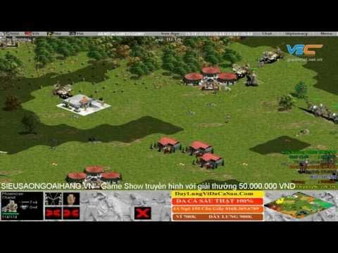 Hà Nội vs GameTV+Gunny C2T4 ngày 15/10/2014 - www.giaitriviet.net.vn