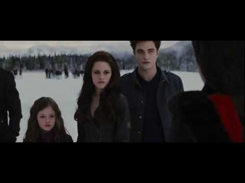 "The Twilight Saga: Breaking Dawn Part 2 - ""Aro's Laugh"" Full Scene,"
