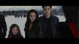 "The Twilight Saga: Breaking Dawn Part 2 ""Aro's Laugh"