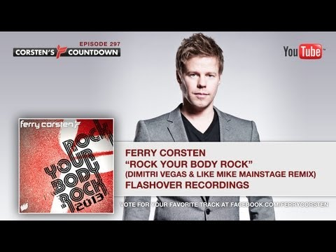 Corsten's Countdown #297 - Official Podcast