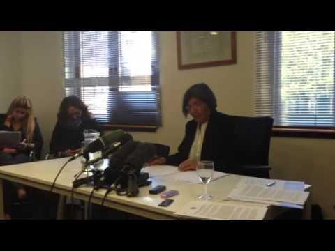 UN Special Rapporteur Rashida Manjoo on Yarl's Wood