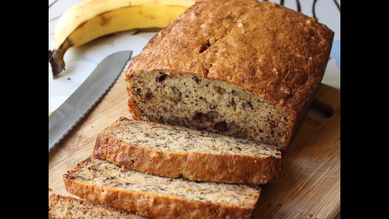 food wishes banana bread