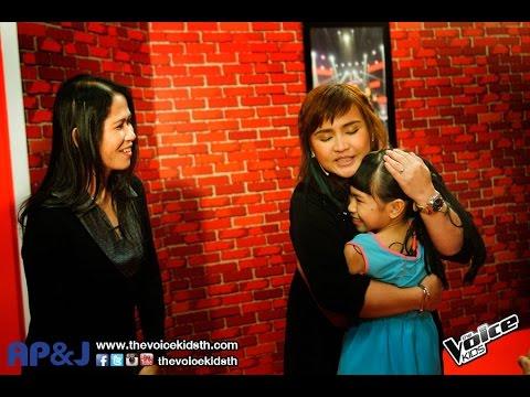 The Voice Kids Thailand - ไอซ์ - สายลม - 1 Feb 2015