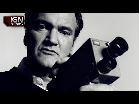 Quentin Tarantino Saddling Back Up for The Hateful Eight - IGN News
