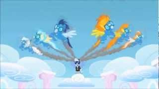 W Stronę Słońca- My Little Pony