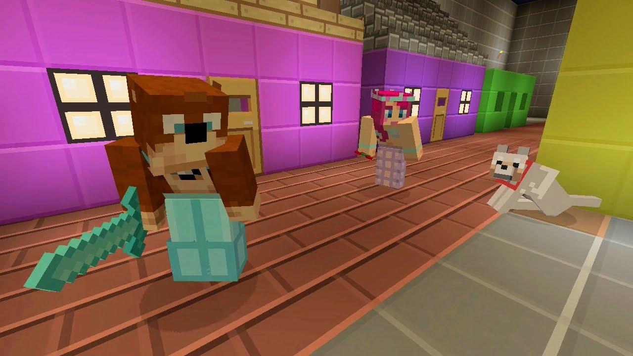 Minecraft Stampy Cat Toy Town