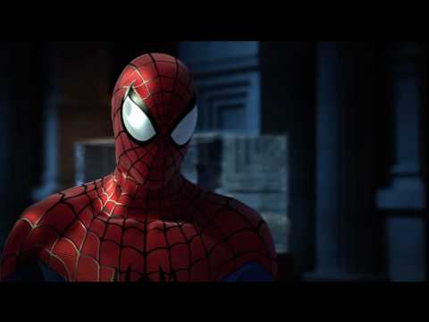 Spider-Man: Shattered Dimensions Walkthrough (Hard): Tutorial (PS3/Xbox 360/Wii/PC) [HD], If you would like to buy Spider-Man: Shattered Dimensions: http://amzn.to/SpiderManDimensions The 1st part of a complete gameplay walkthrough of Spider-Man: ...