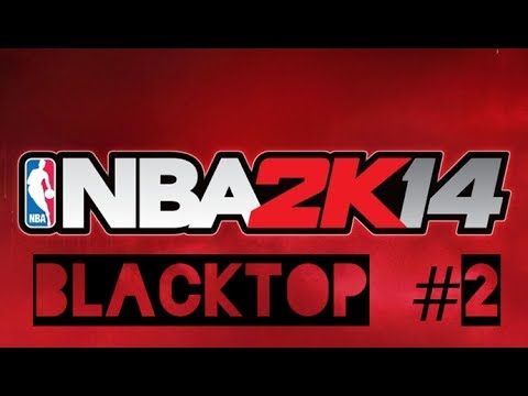 NBA2k14 Blacktop #2 - | Red assault vs Heat Trio |