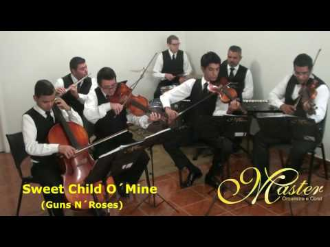 SWEET CHILD O MINE - Quarteto de Cordas