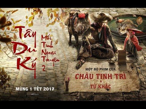 Tây Du Ký: Mối Tình Ngoại Truyện 2 I Teaser Trailer I KC Mùng 1 Tết