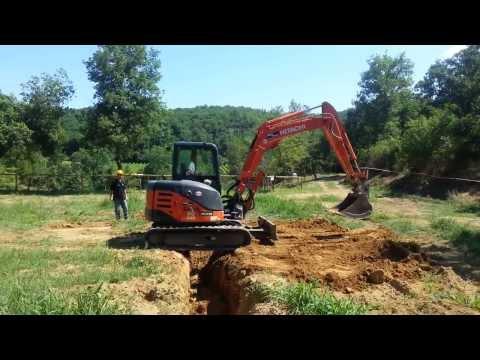 Corso di abilitazione escavatori