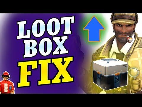Endorsement Rewards, McCree BUFF, & Loot Box Fix? (Overwatch News)