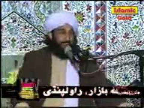 Great naat by mufti haneef qurashi nice