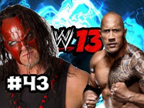 WWE 13 - Universe Mode - Episode 43 (Raw & Smackdown) (HD) (Gameplay)