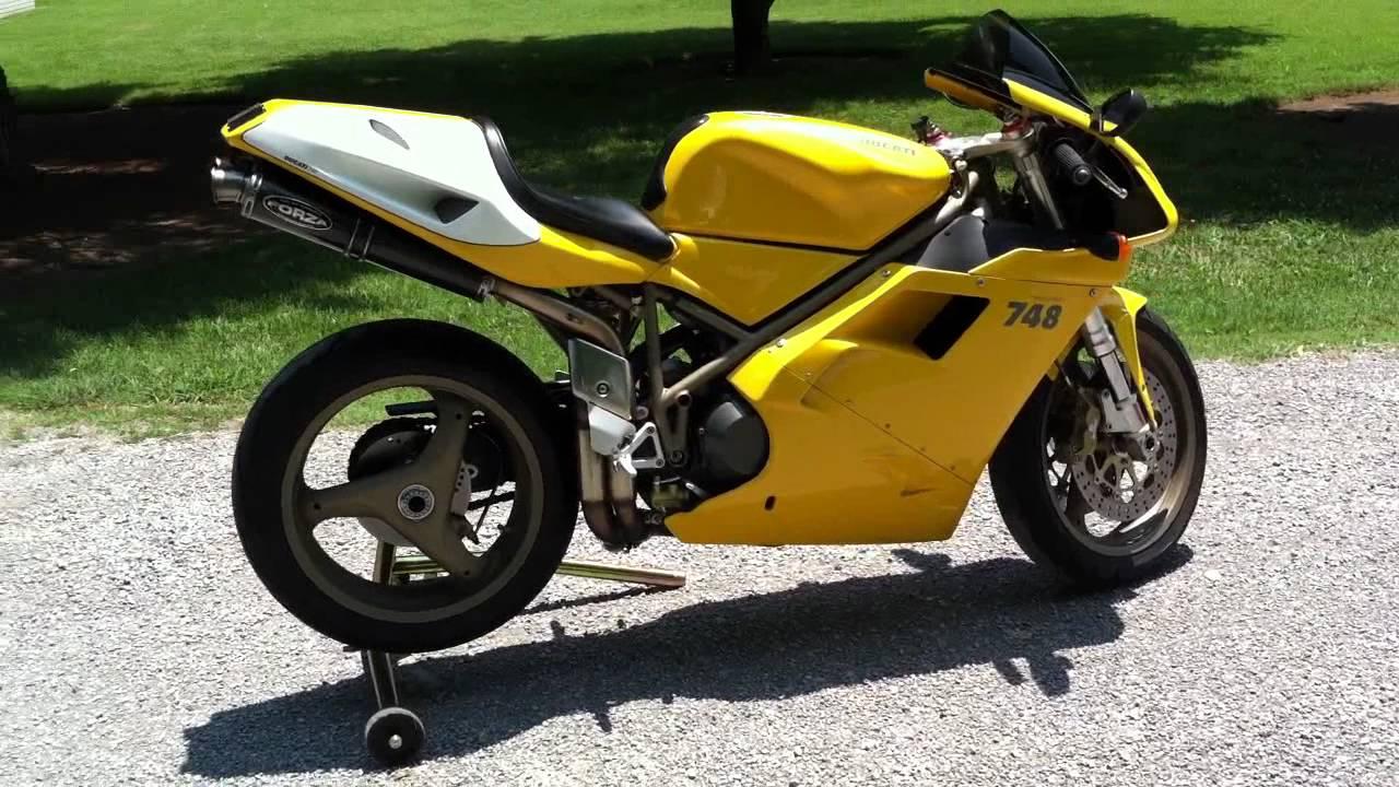 maxresdefaul... Ducati 748 Seat