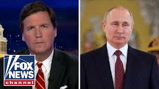 Media accuses Tucker of pushing 'Russian propaganda'