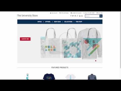 Product Categories - Launch Store   Bigcommerce University