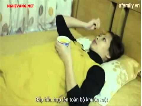Mặt nạ bột nghệ trứng gà cho bà bầu tại nhà