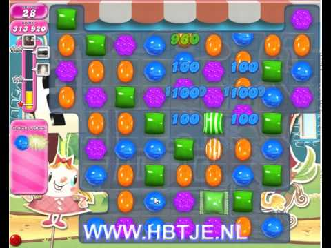 Candy Crush Saga level 666