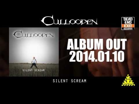 CULLOODEN Silent Scream ALBUMTRAILER (Official) online metal music video by CULLOODEN