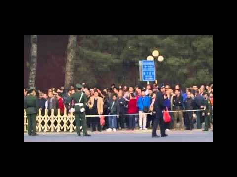 June 16 2014 Breaking News - Death penalty in Xinjiang for China Tiananmen crash