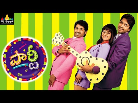 Party Telugu Full Length Movie || Allari Naresh, Shashank, Madhu Sharma