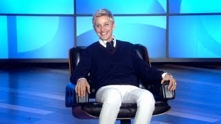 Ellen's Chair Made a Noise