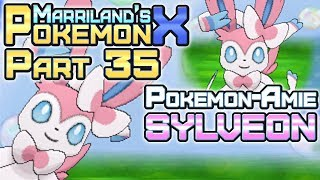Pokémon X, Part 35: Getting Sylveon & Pokémon-Amie