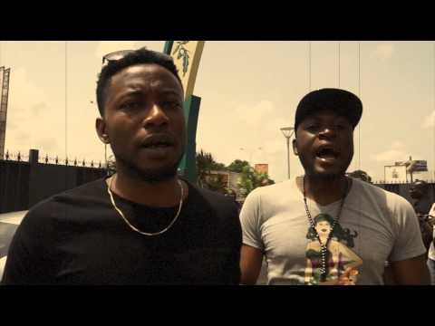 Wizboyy - Arrives in Ghana for Ghana Meets Naija 2014