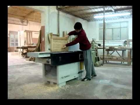 Talleres de carpintería. Salesianos ARS