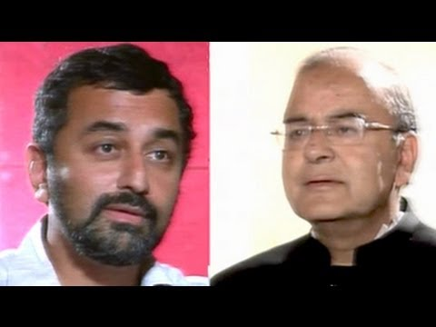 Hope Jaswant Singh sees reason and retracts decision to contest: Arun Jaitley to NDTV