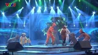 Vietnam's Got Talent 2014 - GALA FINAL - NGÔ PHƯƠNG BÍCH NGỌC