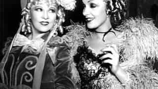 Marlene Dietrich, Du, Du, Liegst Mir Im Herzen.