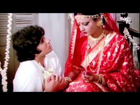 Amitabh Bachchan, Rekha, Do Anjaane - Comedy Scene 4/31