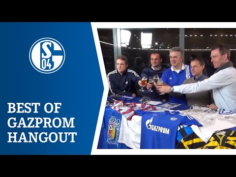 Best of GAZPROM Eurofighter-Hangout