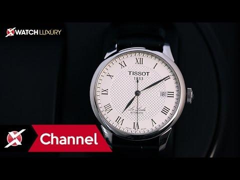 Trên tay đồng hồ Tissot T41.1.423.33: Vinh danh truyền thống  – Xchannel