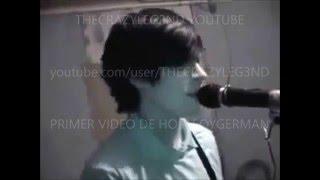 PRIMER VIDEO DE HOLA SOY GERMAN