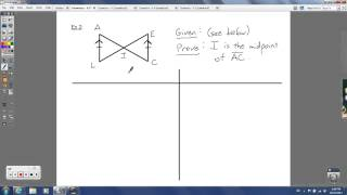 Geometry - 4.5 - Using Congruent Triangles