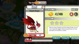 Vampire Dragon Dragon City Breeding Guide How To Breed