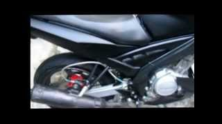 Yamaha Vixion Streetfighter 1