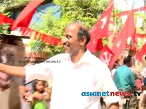 Kerala Election 2014: Bennet Abraham election campaign
