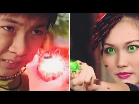 Gia đình phép thuật - Suri vs Hoa hồng đen