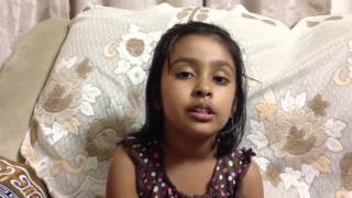 Tum Hi Ho Full Song | Aashiqui 2 by Prisha (5 Year Old)