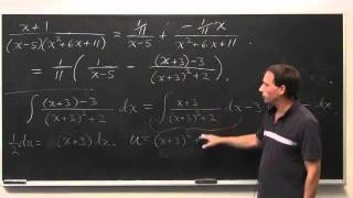 Worldwide Calculus: Integration by Partial Fractions