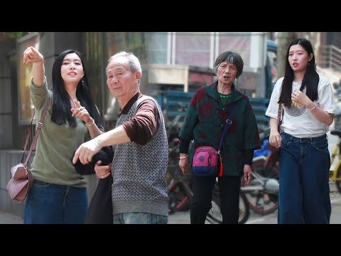 中国人仇日?日本女孩在南京…发生这事...(视频)