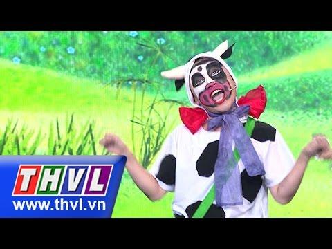 THVL   Cười xuyên Việt - Phiên bản nghệ sĩ   Tập 7: Bé Bò - Don Nguyễn