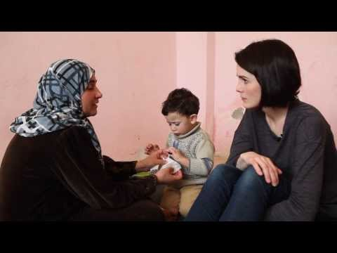 Michelle Dockery Syria Appeal