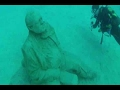 Europe's first underwater museum opens in Spain..